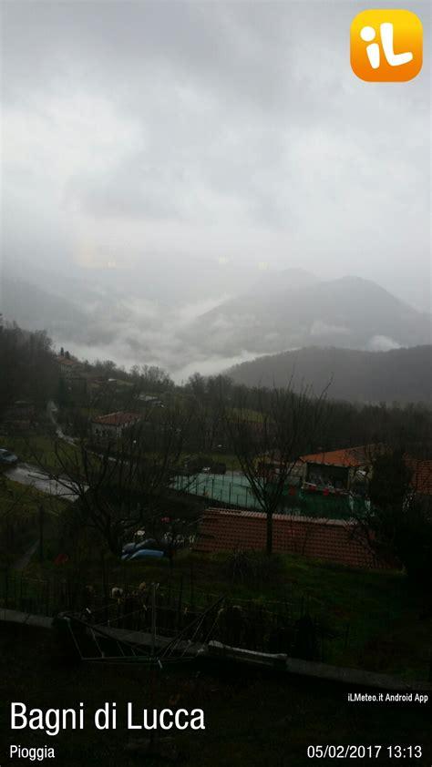 Meteo A Bagni Di Lucca foto meteo bagni di lucca bagni di lucca ore 13 13