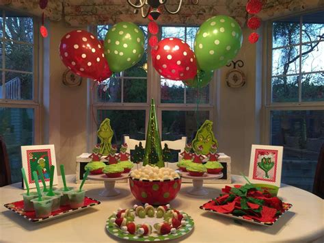 party themes holiday grinchmas christmas holiday party ideas grinch grinch