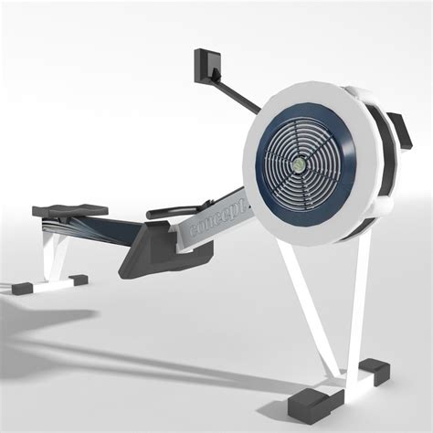 Sound Effects Machine Total Rate 0 Of 5 Reviews 0 Cartoo 3d model of equipment rowing machine