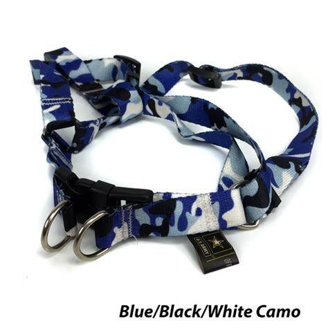 army pattern dog harness u s army camouflage medium dog harness 3 color patterns