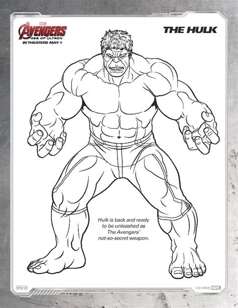 avengers age of ultron coloring pages hulkbuster avengers age of ultron coloring sheets get yours now