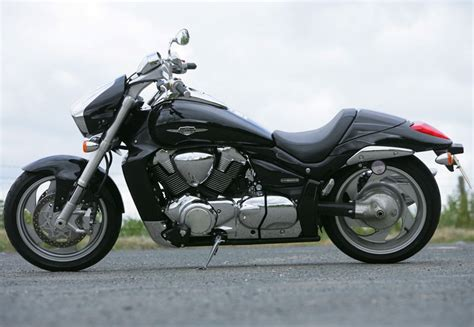 Suzuki Intruder 1800 Suzuki M1800r Intruder 2006 On Review Mcn