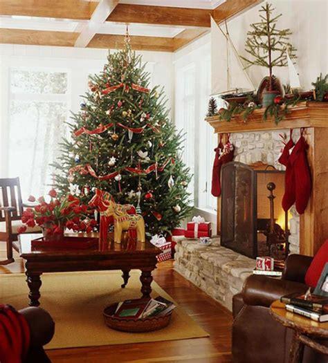 Décoration Noel Maison by Deco Noel Maison Americaine Interieur