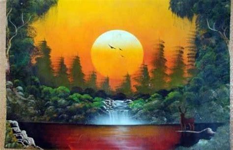imagenes artisticas figurativas arte pintura artistica cuadro de paisaje hermoso 601