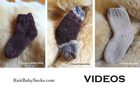 knitting tutorial website sock knitting for beginners knit baby socks