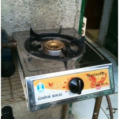 Kompor Gas Satu Tungku kompor biogas satu tungku
