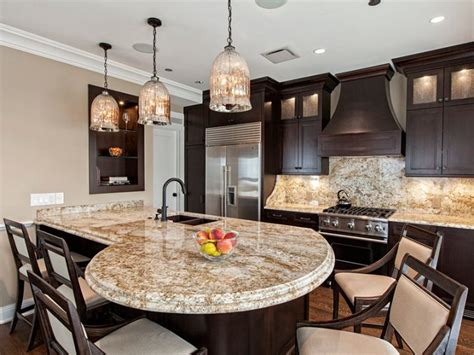 granite kitchen island with seating 15 space saving kitchen islands with tables you need to see
