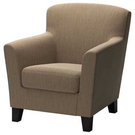 poltrona ikea eken 196 s armchair hensta light brown ikea