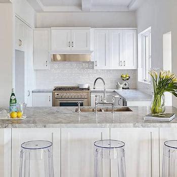 dolomite countertop white kitchen peninsula with white dolomite