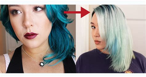 Color Washing Techniques - sparklife 187 how to get unicorn hair