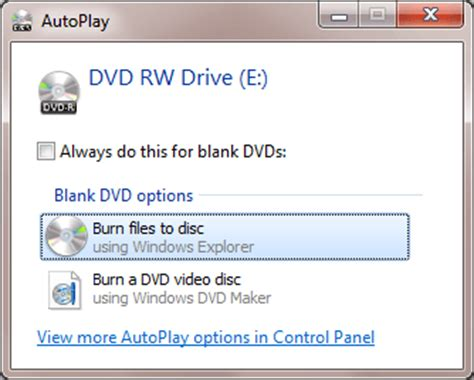 format cd to burn music how to burn discs in windows 7