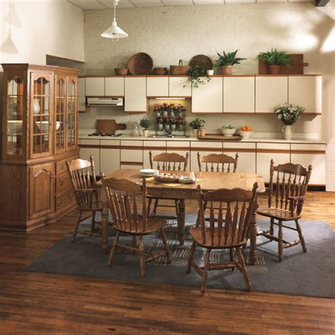 amish dining room set dining room sets amish handcrafted solid wood custom