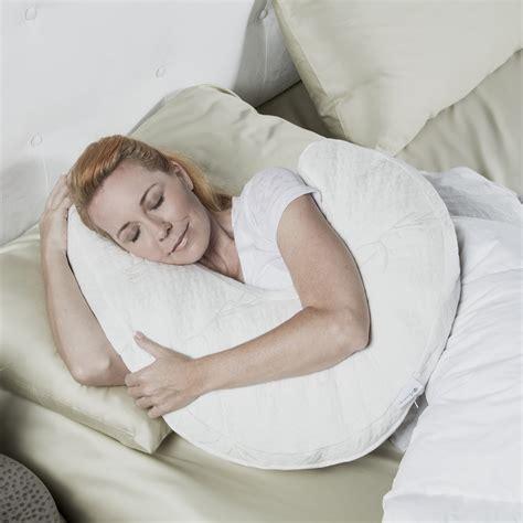 100 shredded memory foam pregnancy snuggle bamboo pillow