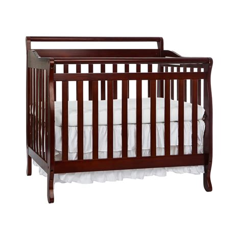 convertible mini cribs mini convertible crib on me naples 4in1 mini