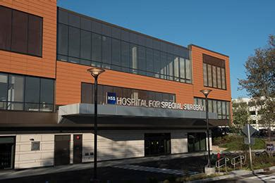 Mba Westchester Ny by Hospital For Special Surgery Westchester In White Plains