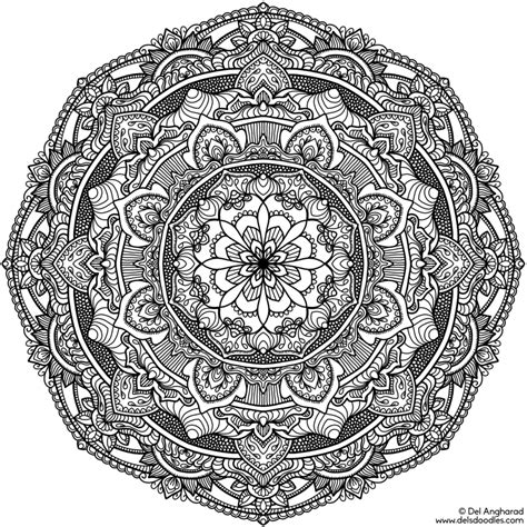 where to buy mandala coloring books in the philippines krita mandala 17 by welshpixie on deviantart