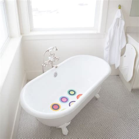 bathtub non slip treads puj grippy non slip safety adhesive bathtub or shower