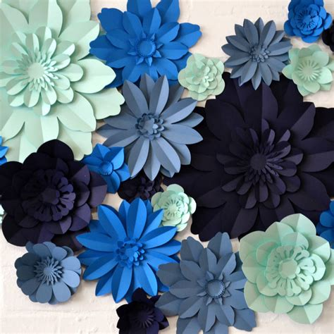 Handmade Decorative Paper - handmade decorative paper flowers billingsblessingbags org