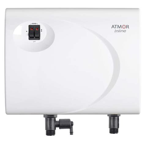Water Heater Atmor atmor 3kw 110v supreme series tankless electric instant water heater new ebay