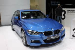 Bmw 328i M Sport 2012 Geneva Motor Show Bmw 328i With M Sport Package