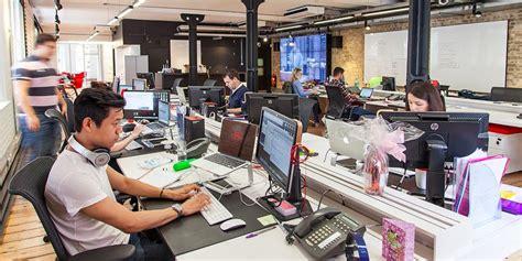 the city desk company highest paying desk business insider