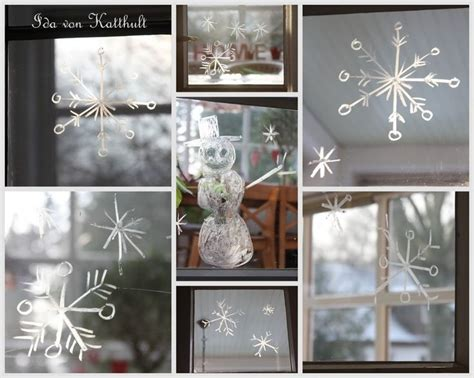 herbst deko große fenster 80 besten winterfenster bilder auf