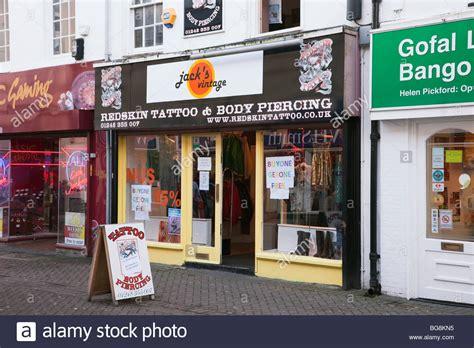 north street tattoo high bangor gwynedd wales uk and