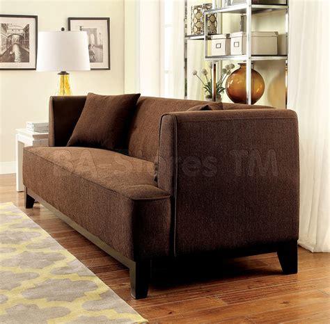 sofia couch sofas sofia sofa brown cm6761br sf 5 ba stores