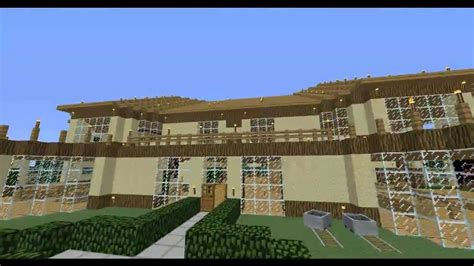 Minecrafttv Cribs The House Of Notch Youtube