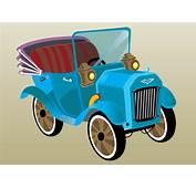 Old Timer Car Vector Art &amp Graphics  Freevectorcom