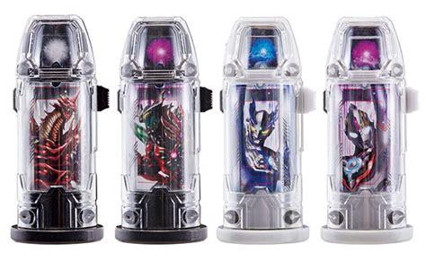 Bandai Ultraman Geed Dx Ultra Capsule Acro Smasher Set Berkualitas amiami character hobby shop ultraman geed dx ultra capsule fusion rise set released