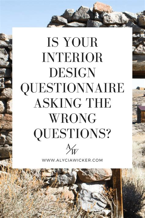 interior design questionnaire billingsblessingbags org