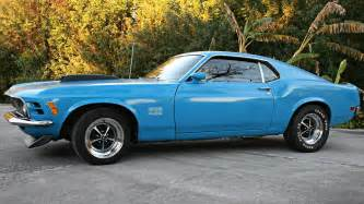 70 Ford Mustang Survivor 1970 Ford Mustang 429