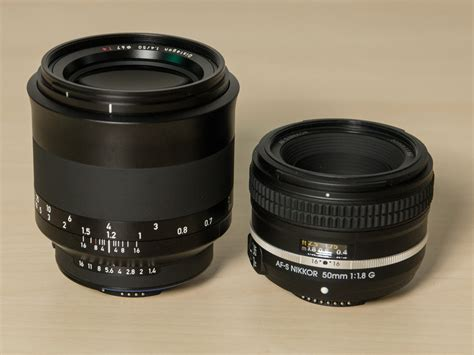 Lensa Nikon Af S 50mm F 1 4 G mencoba performa lensa fix zeiss milvus 50mm f 1 4