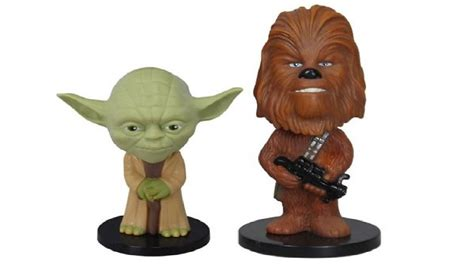 bobblehead giveaway yoda and chewbacca mini bobblehead giveaway closed