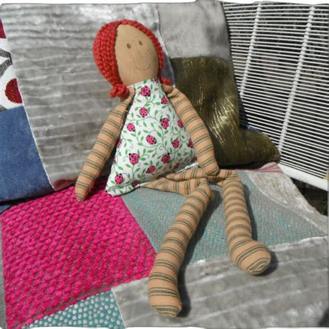 Handmade Rag Dolls Uk - handmade rag doll ethical kidz