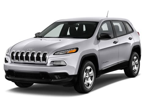 2017 jeep cherokee sport image 2017 jeep cherokee sport fwd angular front exterior