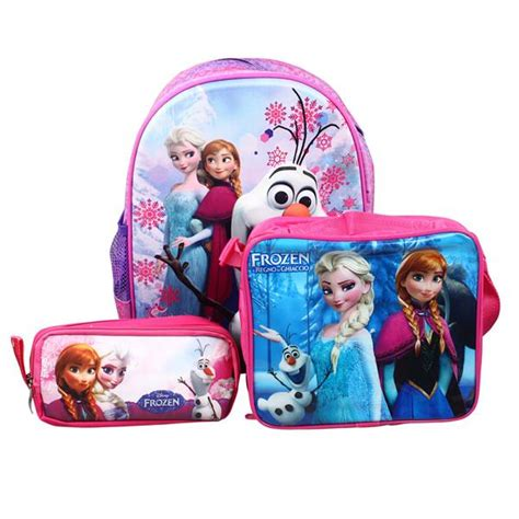 game design your frozen bag frozen sets baby kids frozen backpacks and lunch bags and