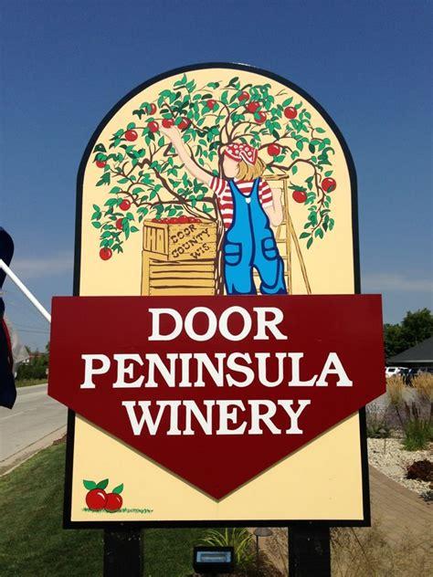 Door County Wine by Door Peninsula Winery Moving Home Again