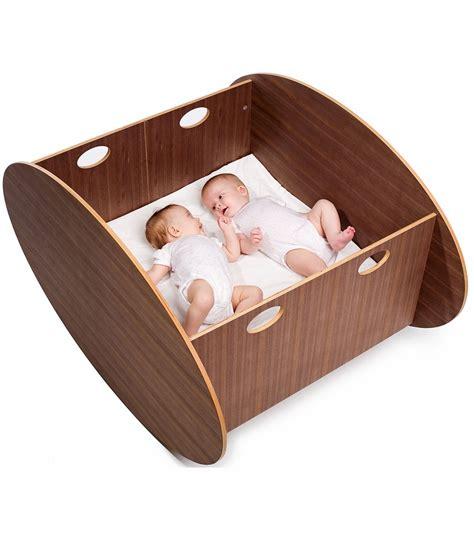 Baby Wear Walnut babyhome so ro cradle in walnut