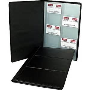 business card holder staples staples 174 executive business card holder 240 card capacity black