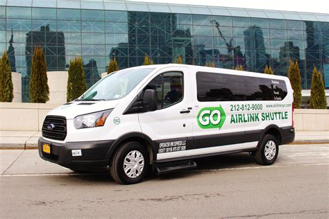 Car Shuttle To Airport by Airport Shuttle Jfk Go Airlink Nyc