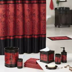 bathroom black red white:  black tile bathrooms besides red bathroom decor grasscloth black white