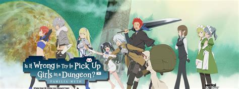 Is It Wrong To Try To Up In A Dungeon Danmachi Vol 4 is it wrong to try to up in a dungeon