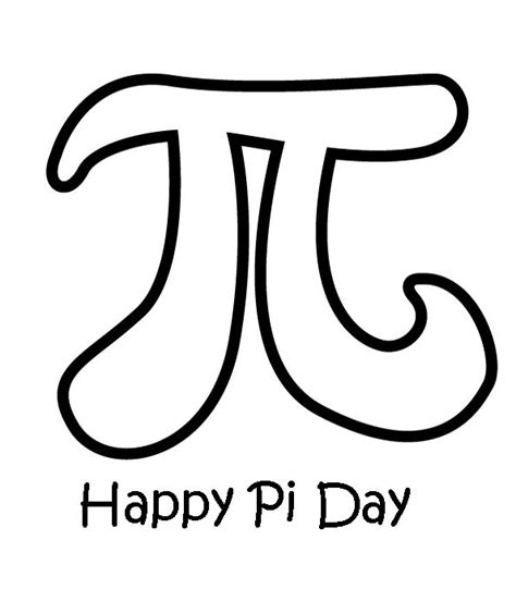 coloring pages of math symbols free pi day coloring sheets pi day cartoon coloring