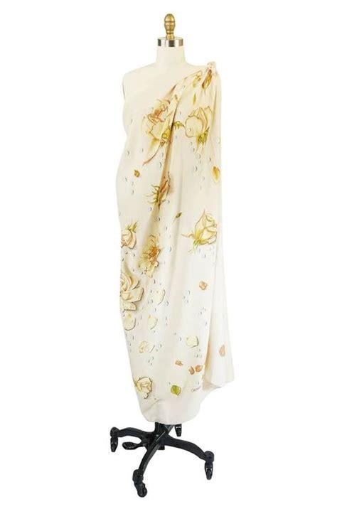 Big Hermes Free Scarf hermes floral print scarf or shawl at 1stdibs