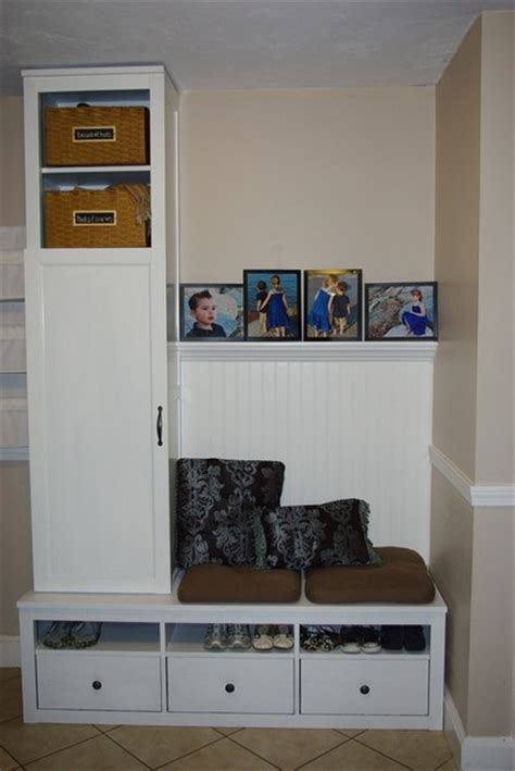 ikea entryway hacks ikea hack entryway for the home pinterest
