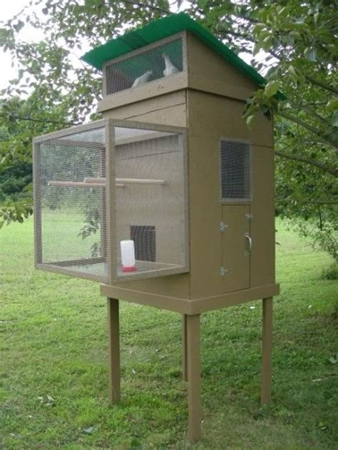 pigeon house design small pigeon loft design ideas pigeon coop hobby farming pinterest ideas diy