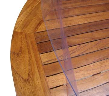 protection table bois protection transparente pour table en bois
