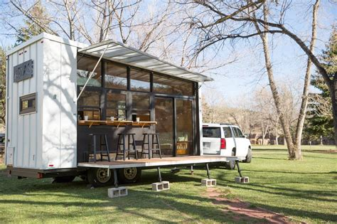 micro mobile homes tiny towable eco home helps you reconnect with nature